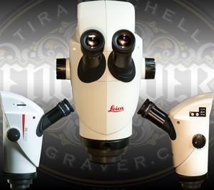 Leica S9i Microscope from Engraver.com